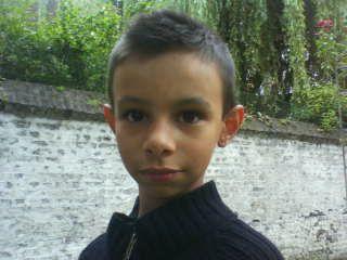 mon neveux Bryan