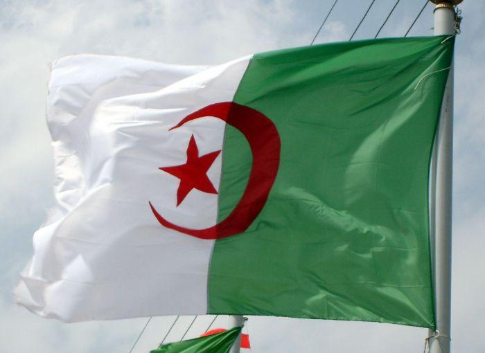 vive l algerie