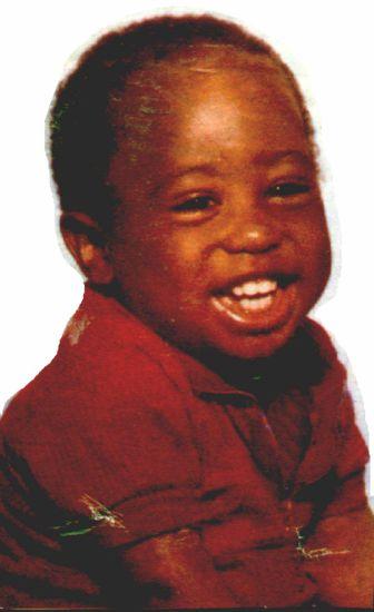 Tupac quand il était petit.
