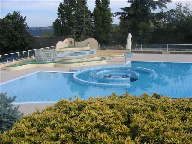 piscine municipale Aubenas