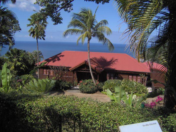 La Maison De Coluche En Guadeloupe