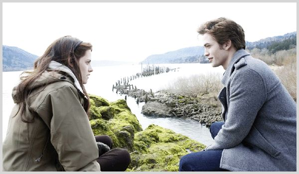 Bella & Edward._ x3