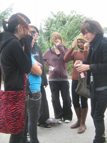 Smiley Smile ,Kiwii Super , Avril , Yoko , Madryazz & Enzino