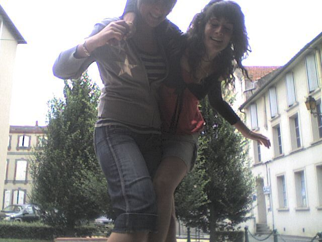 Mi Hermana y Yo.