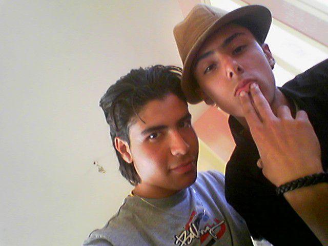 rodelle and me on monde gangsta