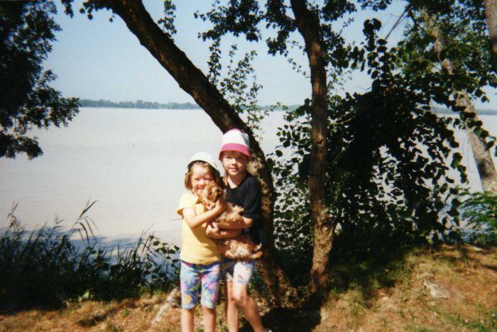 alex et moi petites