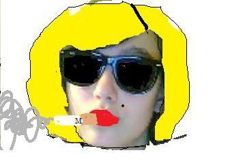 Me Maryline Monroe , xD
