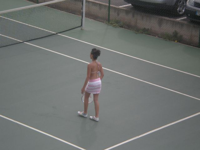 Play Tennis .:!  (L)