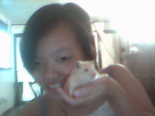 my hamster - Gaston x]