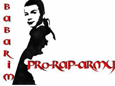 Pro-Rap-Army