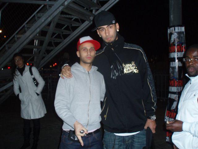 DJ SONYT & LA FOUINE