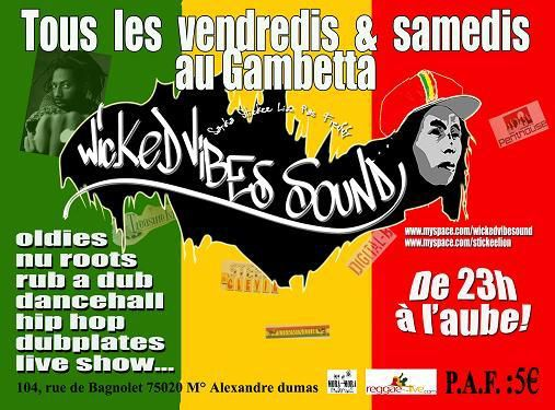 YeS i BiG Up LeS PaGnaS WiCkeD ViBeS SOunD