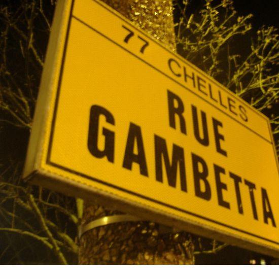 GAMBETTA STREET