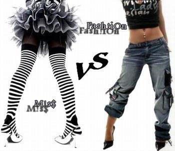 C'est deux style carrement diferent s'oppose... Qui choisr ?