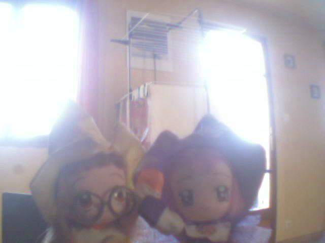 mes poupées Ojamajo