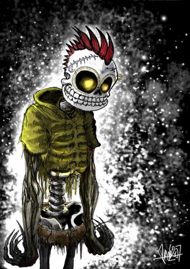 dead punk!!