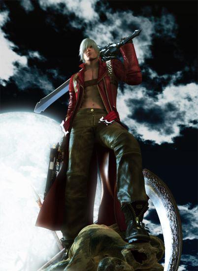 Devil my cry -- Dante