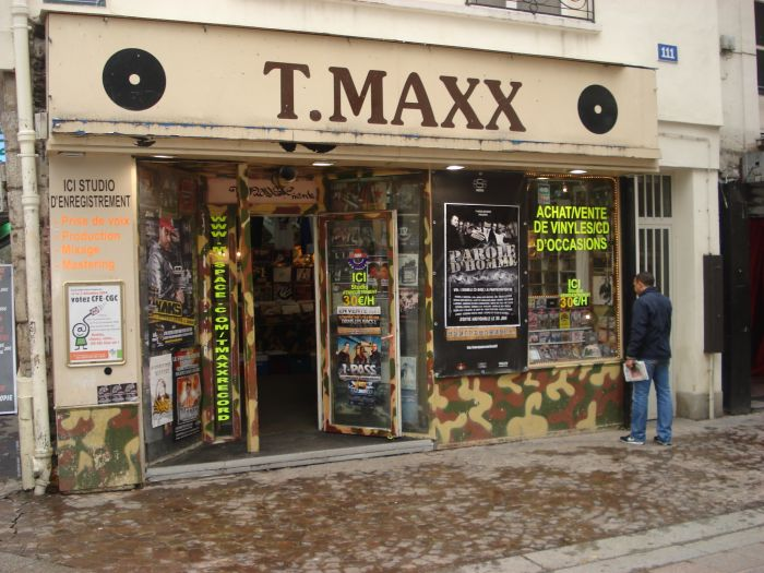 MAGASIN TMAXX LA OU CE TROUVE YOU CASSE YOU PAY A CHATELET