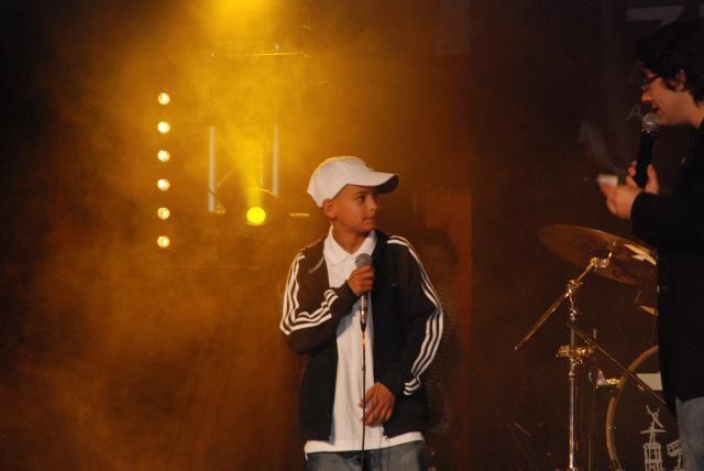 Djamboy rappeur de 12ans
