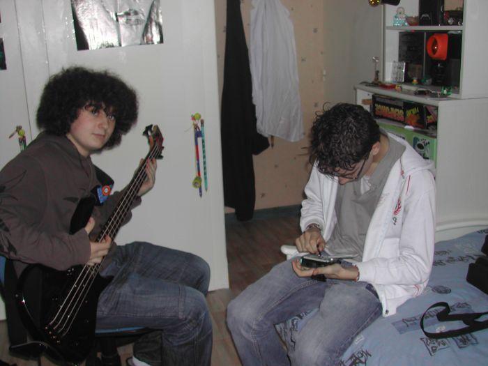 re Quentin et Fabrice