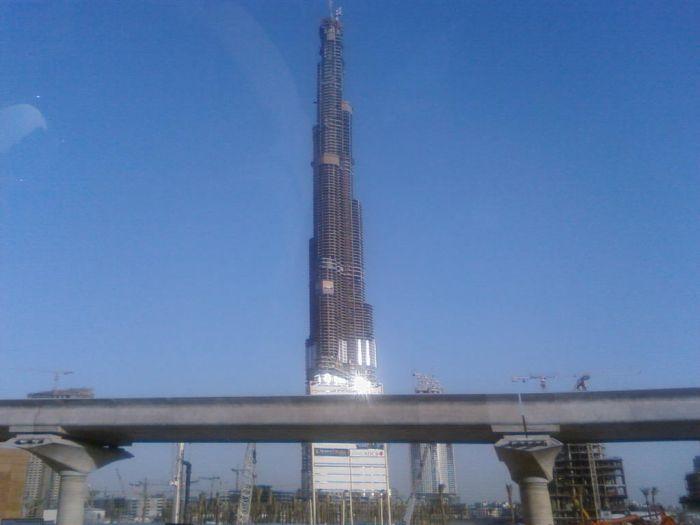 Dubaii c'était enorme avec la Cousiiine ^^