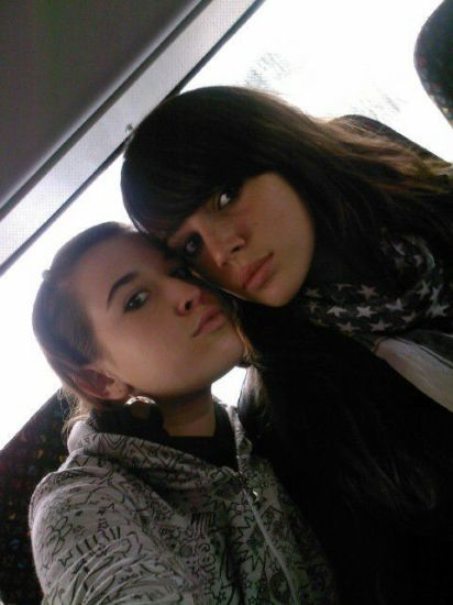 She and me <3