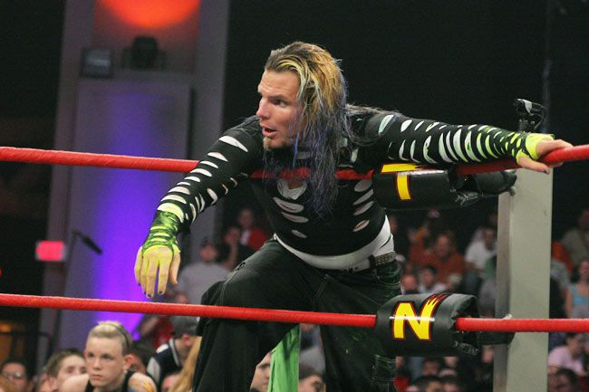 Jeff Hardy : You're for me <3