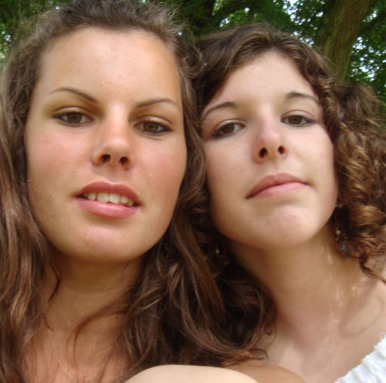 Alexandra, une super amie sur qui on peut compter ! =)