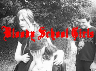 "Mini Cover ""Bloody School Girls"""