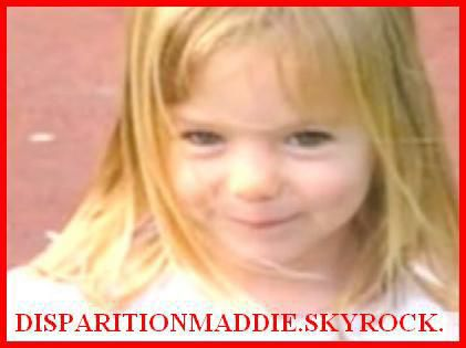 http://disparitionmaddie.skyrock.com