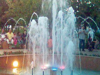 c'est la fontaine de ifrane