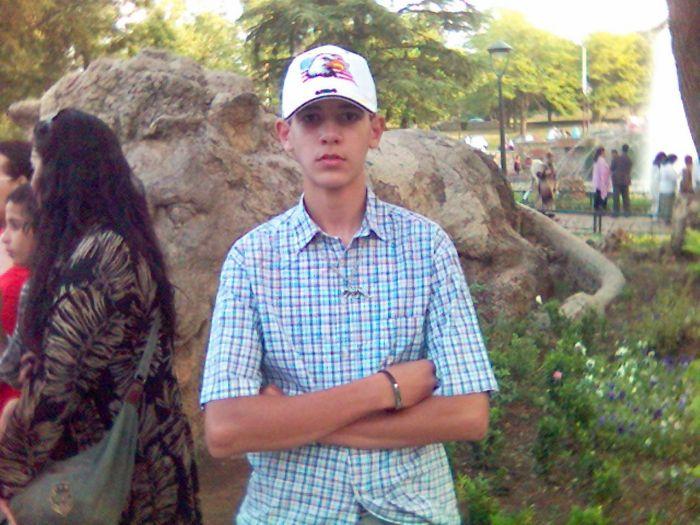 moi et le lion de ifrane