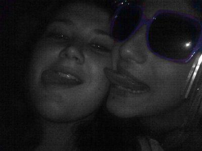 Lisa et moi ^^