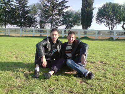 moi et mon frere mokhetar
