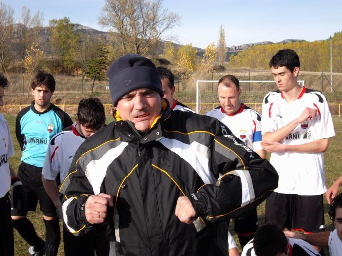 IGNACIO y 'sus' chicos (Foto:Pablo)
