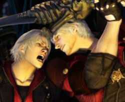 Devil my cry -- Nero VS Dante
