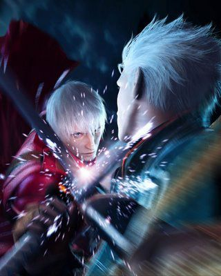 Devil my cry -- Nero VS Virgil