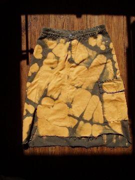 un jupe style