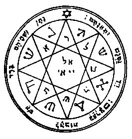 The 7th Pentacle of Mars Worn to confuse ones enemies