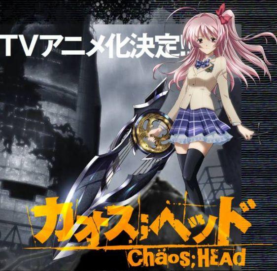 Chaos head;d
