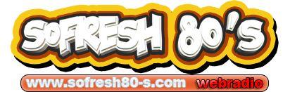LOGO  de mon site et ma radio web SOFRESH80-s