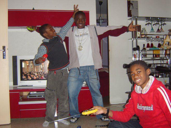 moi et mes petits frères