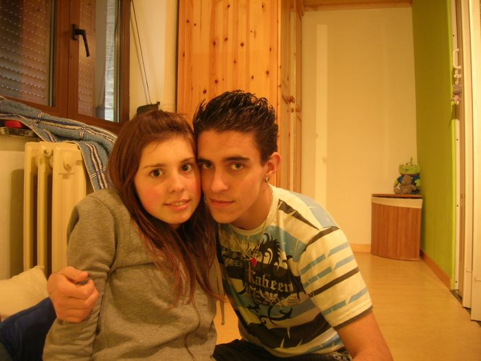 4. Mon amour & moi.