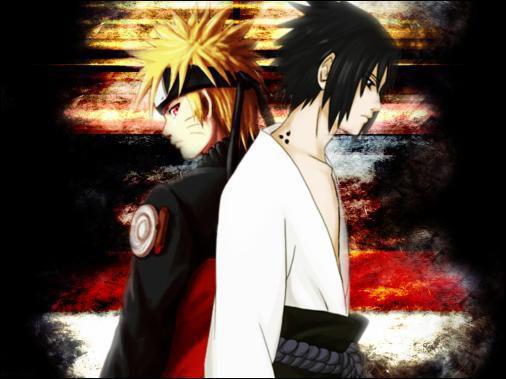 Naruto Sasuke qui l'emportera ?