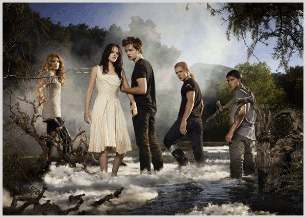 Edward - Bella - Jacob - James - Victoria .