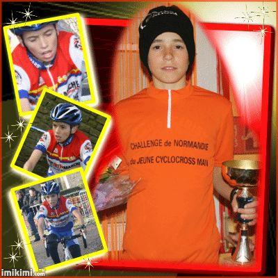mario au challenge du jeune cyclocross man