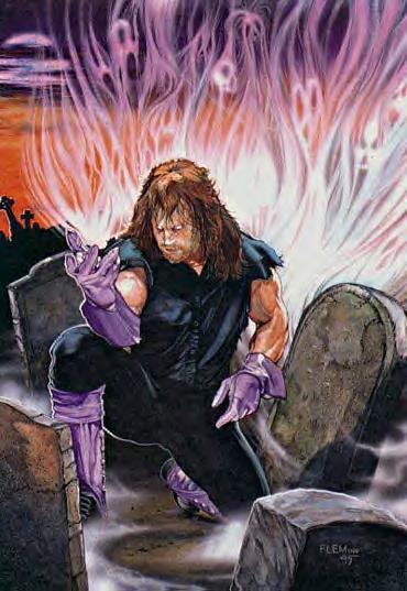 undertaker*