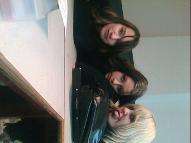 Tiff, Laura et Po (L)