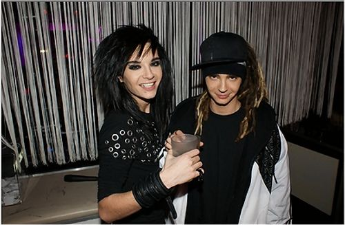 Bill et Tom Kaulitz
