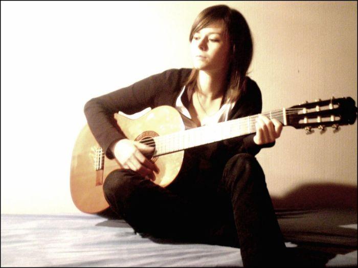 Trois pation réhunie 'Guitare,Potographie,ma vraie .. ' (L)